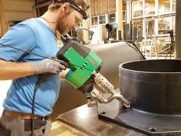 Weldplast S4, ручной экструдер