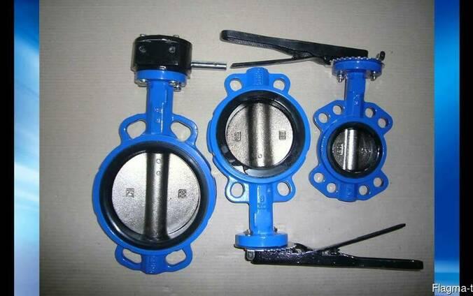 Затворный клапан Butterfly 51 мм AISI 304 ТУ