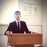 Akzamov Dilshod Shuhratovich